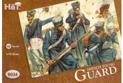 HaT 1/72 French Young Guard (48 Pcs) image