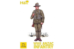HaT 1/72 WWI ANZAC Infantry (48 Pcs) image