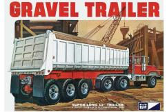 MPC 1/25 3 Axle Gravel Trailer image