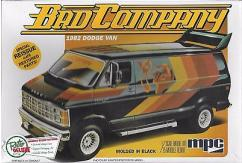 MPC 1/25 '82 Dodge Van Bad Company image