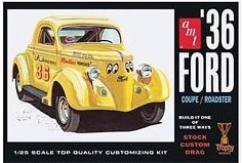 AMT 1/25 1936 Ford Coupe  image