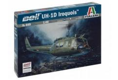 Italeri 1/48 Iroquois UH-1D with RNZAF Decals image