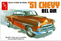 AMT 1951 Chevy Bel Air  image