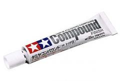 Tamiya Polish Compound Finish image