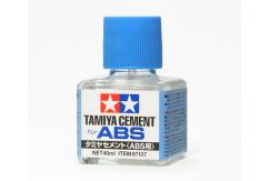 Tamiya Cement for ABS 40ml with Brush image