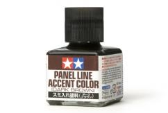 Tamiya Dark Brown Panel Accent Paint image