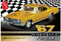 AMT 1/25 1967 Chevy Chevelle Pro image