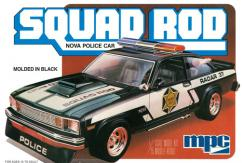 MPC 1/25 1979 Chevy Nova Squad Rod Police Car image