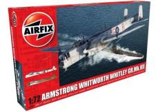 Airfix 1/72 Armstrong Whitworth Whitley Mk.VII image