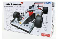 Fujimi 1/20 F1 McLaren Honda MP4/6 Japan GP image