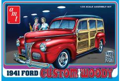 AMT 1/25 1941 Ford Woody image