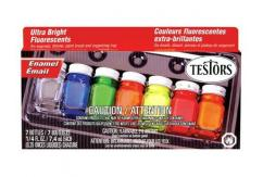Testors Fluro Colours Set image