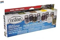 Testors Enamel Military Paint Set image