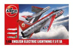 Airfix 1/48 English Electric Lightning F1/F1A image