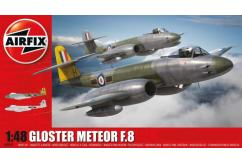 Airfix 1/48 Gloster Meteor F8 image