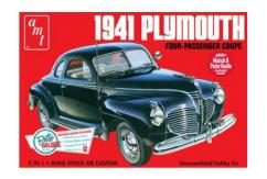 AMT 1/25 1941 Plymouth Coupe image
