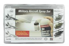Testors Military Aircraft Spray Set image