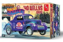 AMT 1/25 1940 Willy's Curly's Gasser image