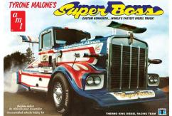 AMT 1/25 Tyrone Malone Kenworth Super Boss Drag Truck image