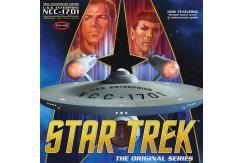Polar Lights 1/350 Star Trek TOS Enterprise 50th Anniversary Edition image