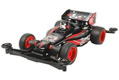 Tamiya Mini 4WD Kumamom Car with Bear LE Racing image