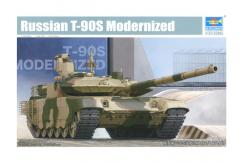 Trumpeter 1/35 Russian T-90S Modern Tank image