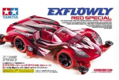 Tamiya Limited Edition Exflowly Red image