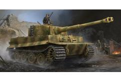 Trumpeter 1/35 Late Tiger I with Zimmerit image