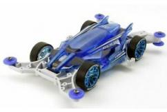 Tamiya Mini 4WD DCR-01 Clear Blue Special image