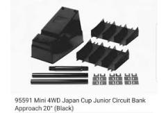 "Tamiya Mini 4WD Japan Cup Junior Circuit Bank Approach 20"" image"