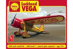 AMT 1/48 Shell Oil Lockheed Vega image