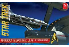 AMT 1/48 Star Trek F-104 Starfighter image