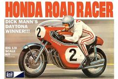 MPC 1/8 Dick Mann Honda 750 Road Racer Motorcycle image