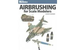 Kalmbach Airbrushing for Scale Modelers Book image