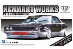 Aoshima 1/24 LB Works Ken Mary - 4 Door image