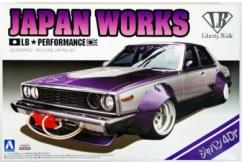 Aoshima 1/24 LB Works Japan 4 Door image