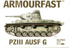 Armourfast 1/72 Panzer III Ausf G image