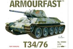 Armourfast 1/72 T34-76 image