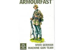 Armourfast 1/72 WWII German Machine Gun Team image