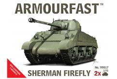 Armourfast 1/72 Sherman Firefly image