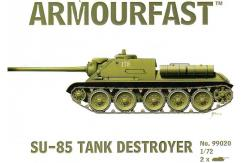 Armourfast 1/72 SU-85 Tank Destroyer image