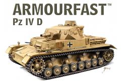 Armourfast 1/72 Panzer IV D image