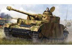Trumpeter 1/16 German Pzkpfw H Medium Tank image