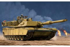 Trumpeter 1/16 US M1A2 SEP MBT image