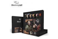 Abteilung Flesh Colours Paint Set image