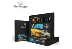 Abteilung Aircraft Effects Paint Set image