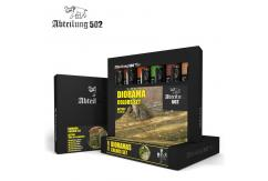Abteilung Diorama Colours Paint Set image