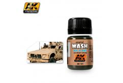 AK Interactive OIF & OEF US Vehicles Wash Effects image