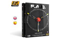 AK Interactive Books/DVDs FAQ 2 Aircraft Modelling image