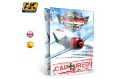 AK Interactive Books/DVDs Aces High #8 Captured image